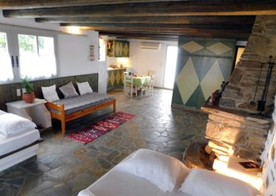 Arokaria Hideaway internal view
