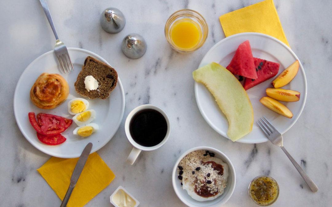 Breakfast at Dreams